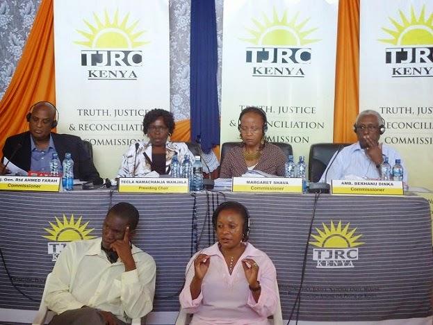 TJRC Report
