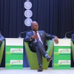 'I'm Back'  Bob Collymore Safaricom CEO