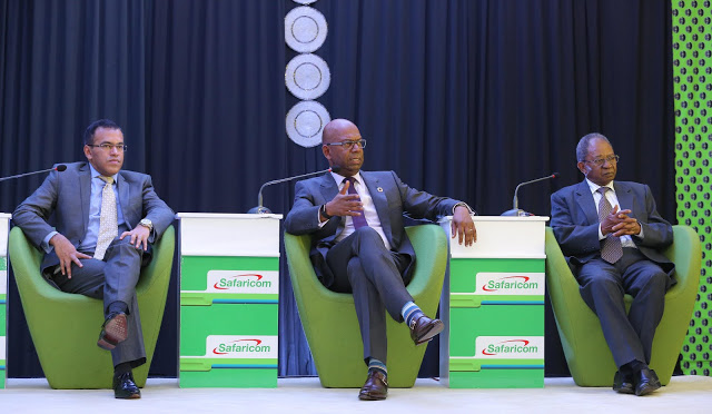 Bob Collymore Might Have Foretold his Tenure Extension