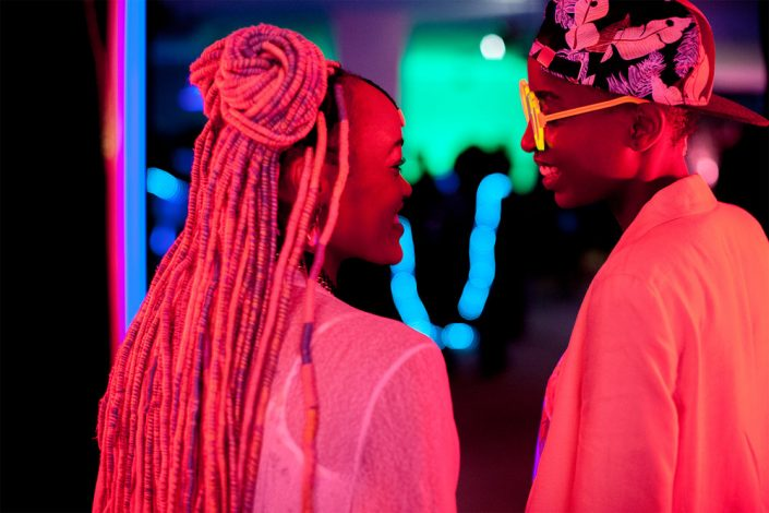 Rafiki Film Bags Two Awards at the Africa Movies Academy Awards 2019