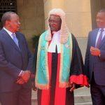 Kenyan Legislator Wants Constitutional Amendment to Extend Uhuru Kenyatta's Term Limits
