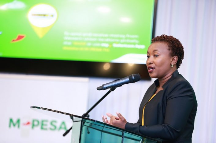 Safaricom appoints Sylvia Mulinge as chief customer officer