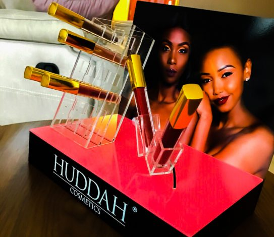 Huddah Cosmetics to Create Augmented Reality