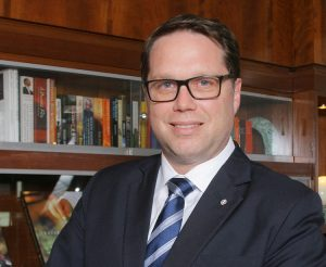 Intercontinental appoints Oliver Geyer as Nairobi boss