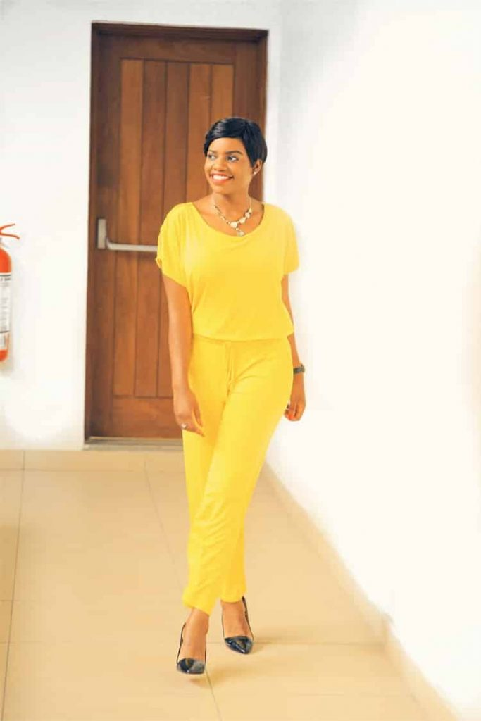 Fatuma Mohammed, founder of Phat Styles an image consultant