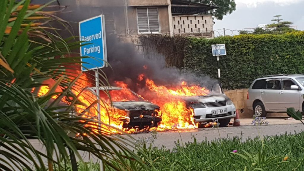 Militant attack at Riverside, Nairobi over as it claims 14 lives