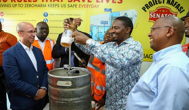 EABL report 33% growth in half-year profit to Ksh 6.6bn