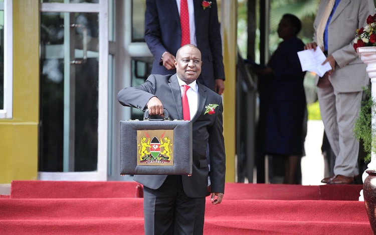 CS Rotich, PS Thugge Faces Behind Arror, Kimwarer Dams Scandal
