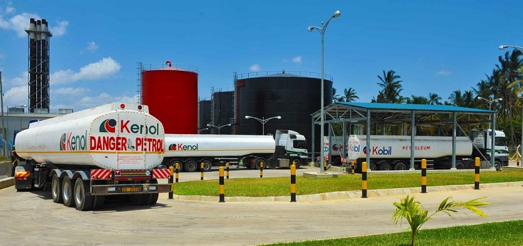 Rubis Energie Announces Extensive Reorganization of KenolKobil Units in East Africa