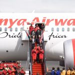 KQ Suspends Flights into Khartoum due Violent Protests