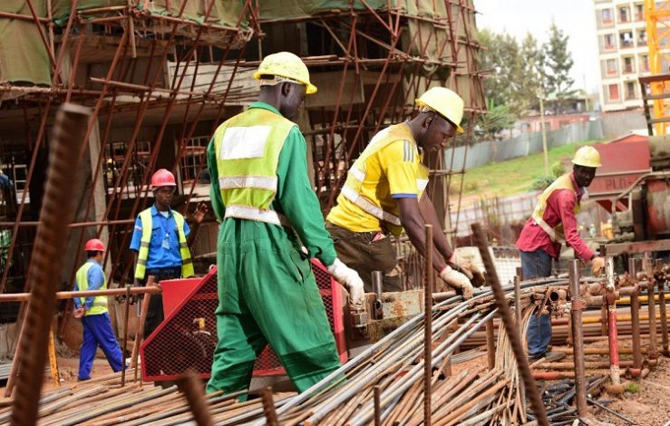 Formal Job Creation in Kenya Shrunk 2.4pct in 2019
