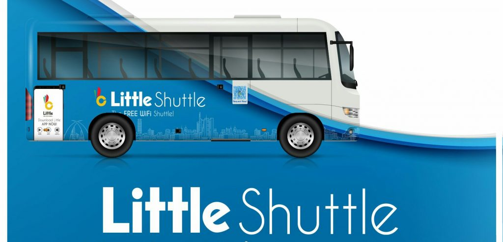 Little Shuttle buses