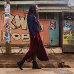 Kenyan brand Lilabare Clothing one to watch at COTERIE Fashion Trade Week