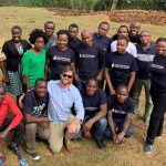 Sistema.bio founder Alex Eaton visits regional offices in Kenya