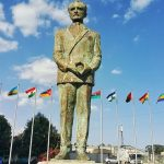 Emperor Haile Selassie I role in forming Organization of African Union recognised with statue at AU