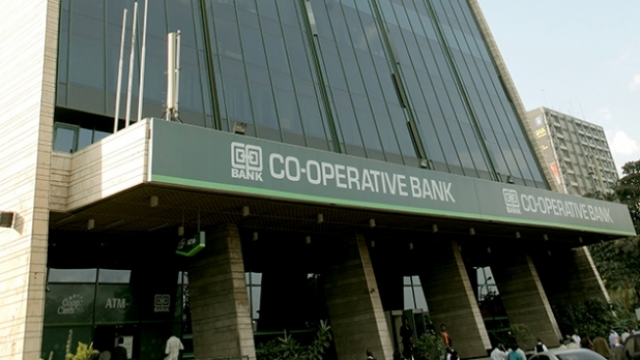 CO-OPERATIVE BANK RECORDS KSHS 18.2 BILLION PROFIT IN 2018