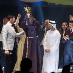 Kenya's Peter Tabichi wins 2019 Global Teacher Prize
