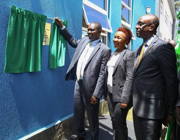 Safaricom Opens New Call Centre In Eldoret