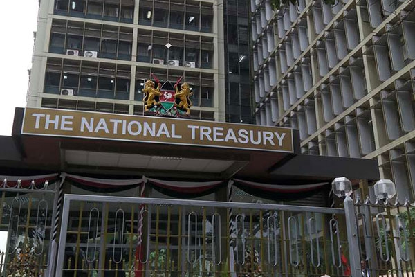 Treasury Raises Ksh.53.7B from Domestic Market in November Bonds