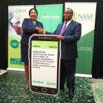 NSSF Partners with M-PESA in Cashless Drive
