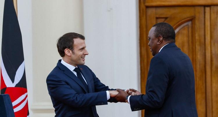 France Pledges $2.8 Billion for African Startups and Business Enterprises by 2022