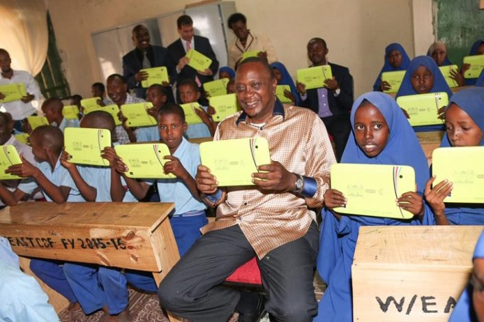 Kenyatta's Twitter Accounts Suspended