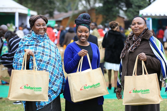 Safaricom Offers 'Bonga Points' to Celebrate its 30 Million Customers
