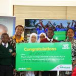 Safaricom hands over Ksh 4.7 million in new scholarships to students in need