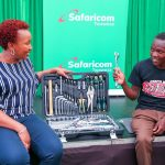 Safaricom to Sponsor Denis Muthii's Engineering Career;  their 30th Million Customer