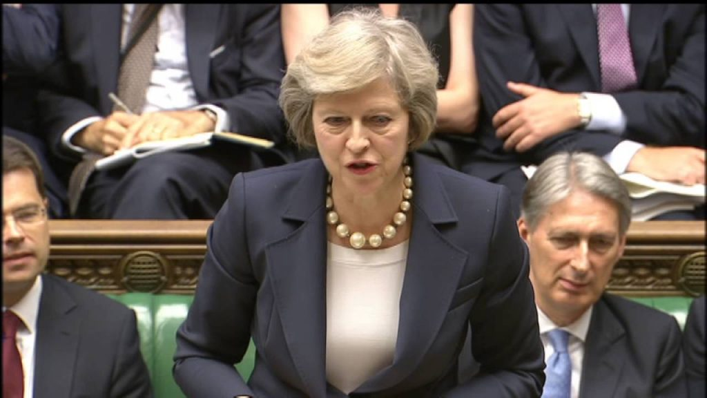 Theresa May Will Step Down As UK Prime Minister in June