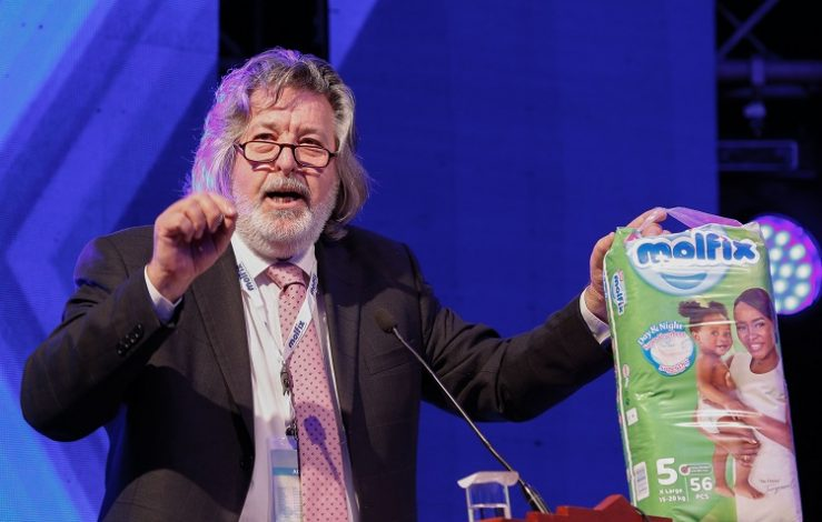 Turkısh firm Hayat Kimya makes entry to Kenya with the launch of diaper brand, Molfix