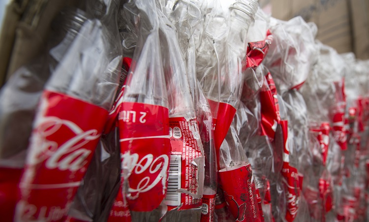 Coca-Cola global World Without Waste campaign