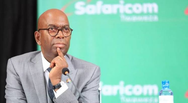 Safaricom's CEO Bob Collymore Dies of Cancer