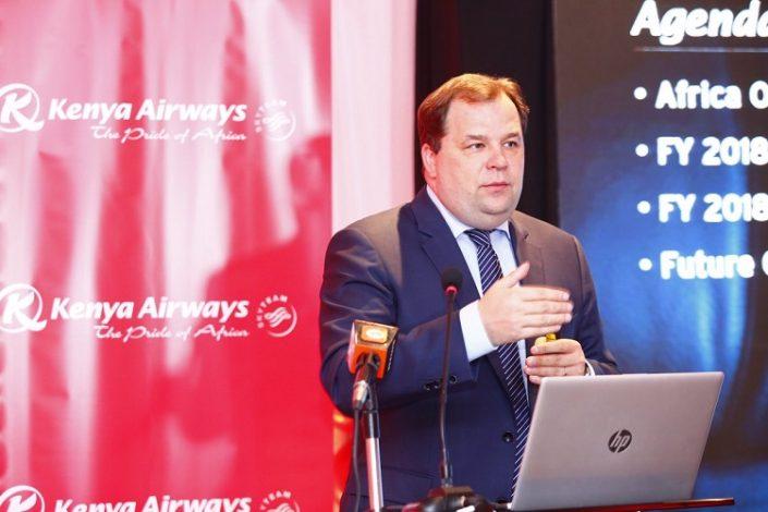 Sebastian Mikosz joins IATA