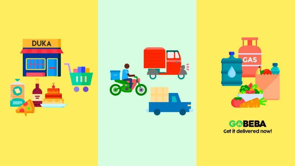 Former OLX, Amazon bosses Partner to Launch GoBEBA, an On-demand e-commerce Logistics Platform