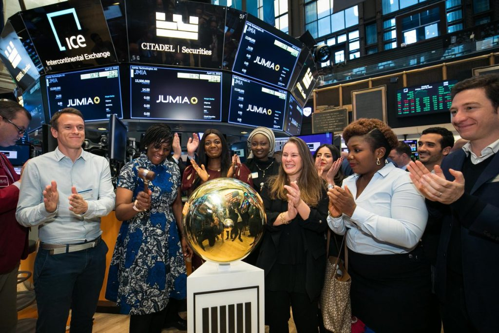 Jumia, first African Start-up to List on New York Stock Exchange