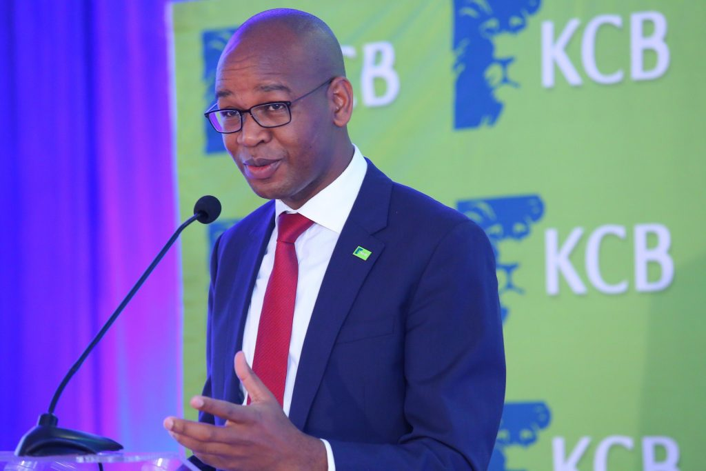KCB Group To Hold Virtual AGM in June