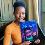Lupita Nyong'o Unveils the Cover for her Children's Book 'Sulwe'
