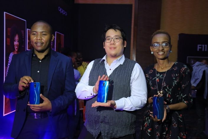 OPPO has officially launched its latest OPPO F11 series – F11 Pro and F11 smartphone in the Kenya market.