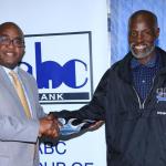 ABC Bank Recognises Muranga's Nicholas Muchami for Constructing 1.5km Road Alone