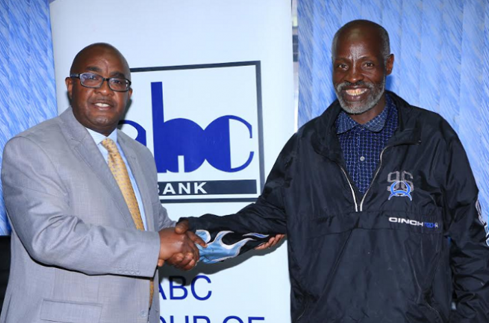 ABC Bank Recognises Muranga's Nicholas Muchami for Constructing 1.5km Road Singlehandedly