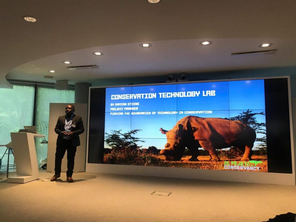 Technology Lab Focused on wildlife Protection Opens on Ol Pejeta Conservancy