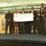Homeboyz Entertainment Admitted at NSE's Ibuka Programme