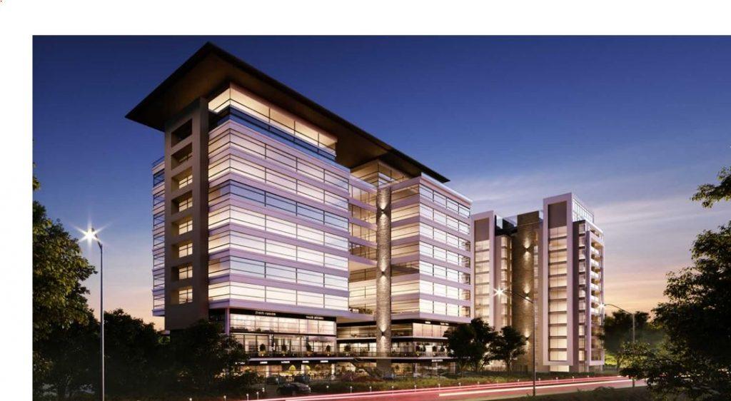 Ksh 5 Billion Mixed-use Development at Riverside Drive
