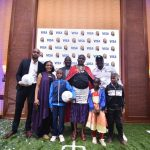 Visa Kenya Unveils 12 Year old Lawrence Masira Face of Player Escort Program for AFCON