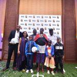 Visa Kenya Unveils 12 Year old Lawrence Masira Face of Player Escort Program for AFCON