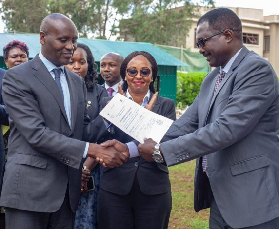 Macharia Njeru Appointed Member of the Judicial Service Commission