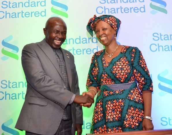 Patrick Obath Named Standard Chartered bank's New Board Chair