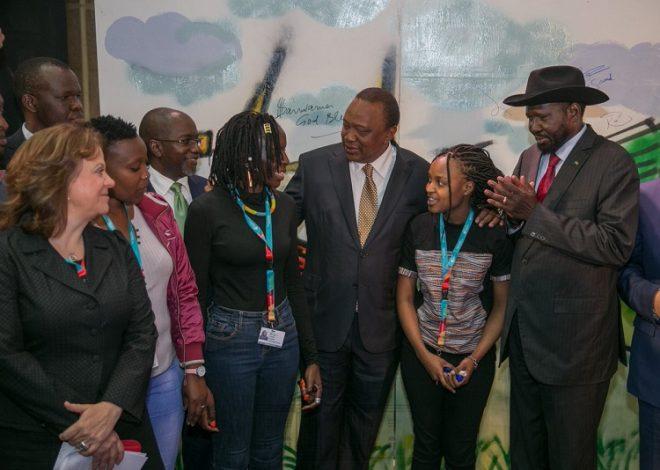 Innovation Key in Providing Affordable Housing, President Kenyatta Says