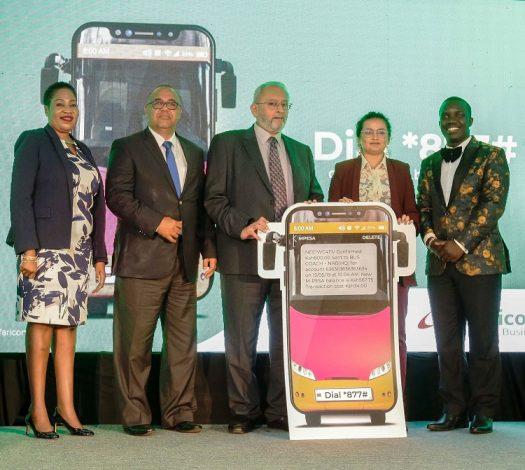 Safaricom and BuuPass Partner on M-PESA Bus Booking Service
